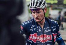 Mathieu van der Poel podría quedarse fuera del Campeonato del Mundo de mountain bike de Val di Sole