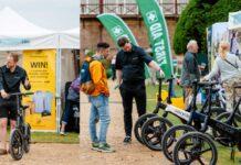 Seis bicicletas eléctricas robadas en la primera edición de una feria de eBikes