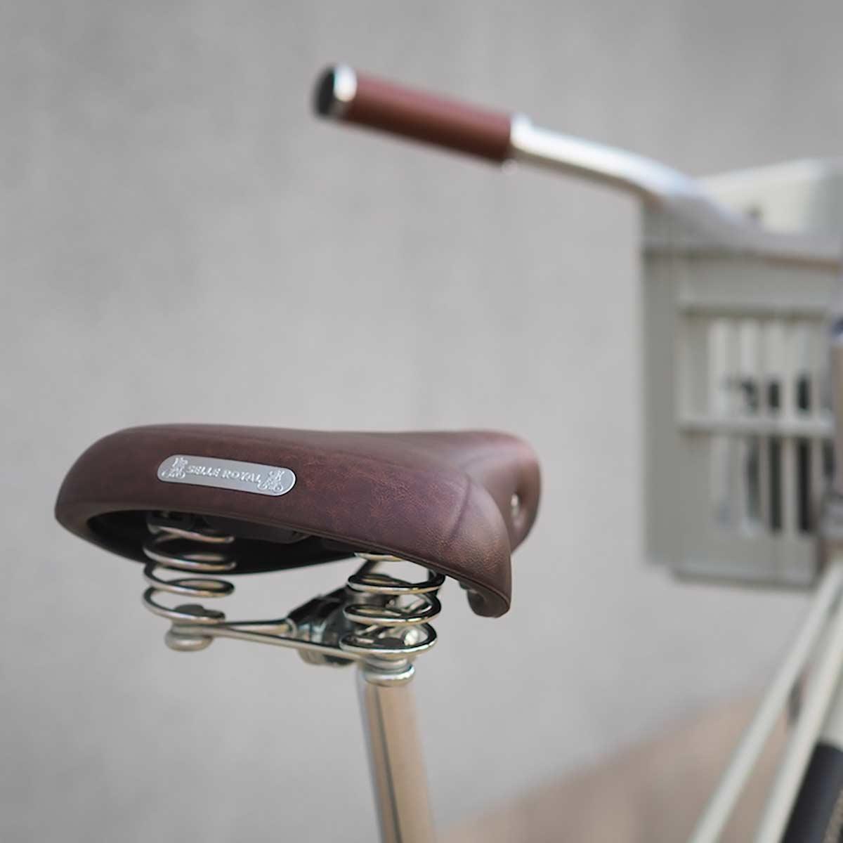 Sí, aunque no lo parezca, la Velotton Road es una bicicleta eléctrica WIFI