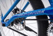 Vídeo: La bicicleta Chopper eléctrica de Harley Davidson para ciclistas