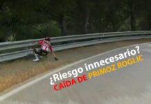 Video-Primoz-Roglic-por-los-suelos-en-La-Vuelta-Pudo-evitar-la-caida-RIESGO