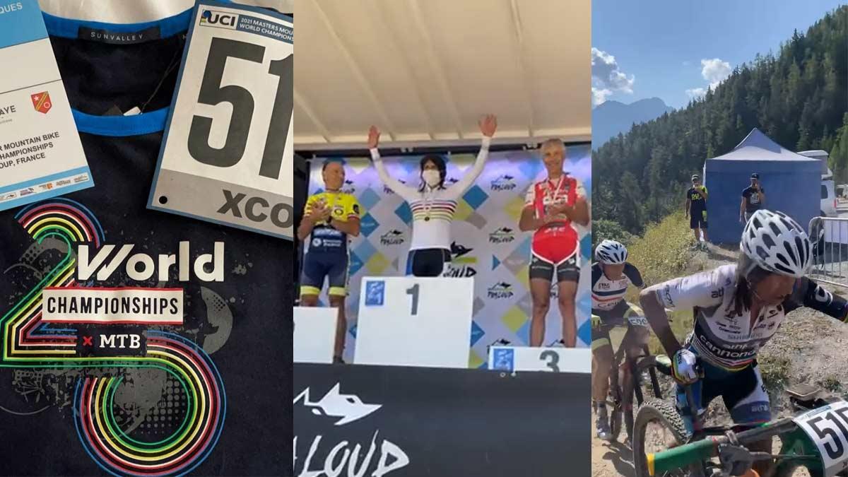 Vídeo: Tinker Juarez campeón del Mundo XCO Master de mountain bike en Pra Loup, Francia