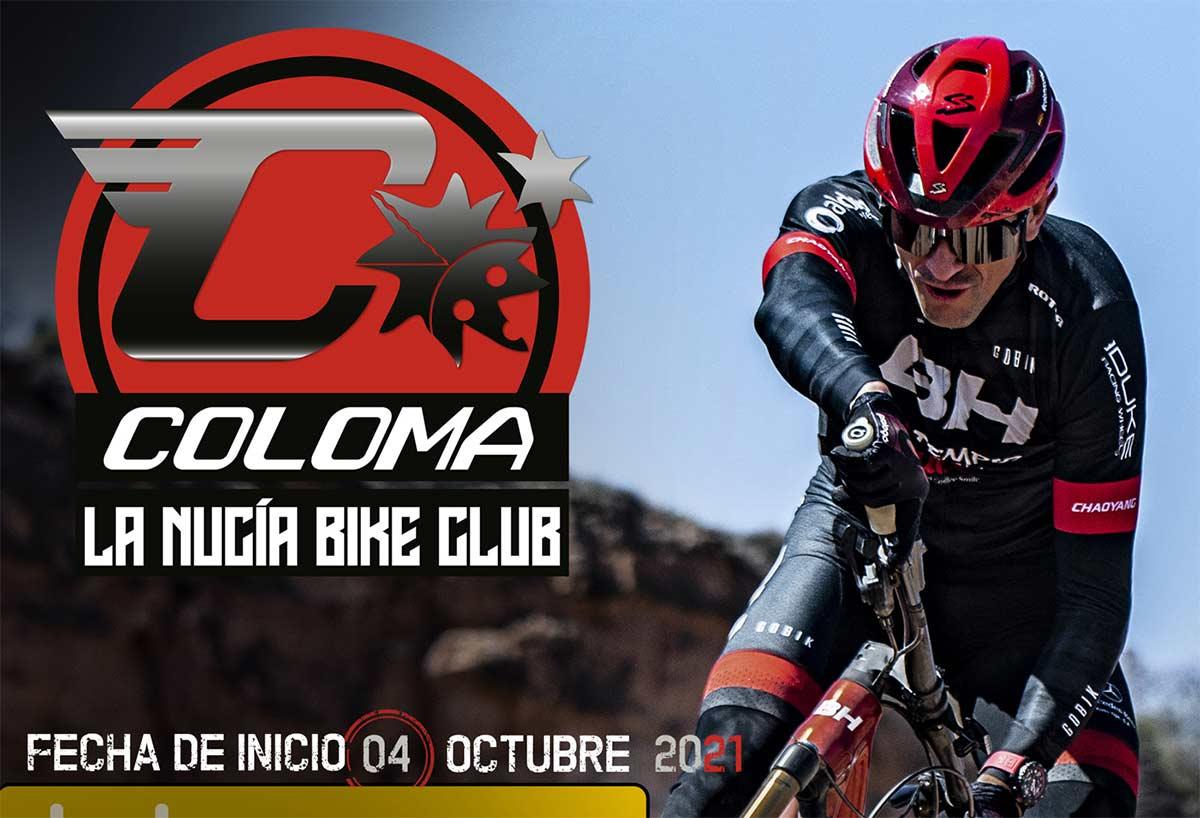Carlos Coloma abre una escuela de ciclismo en Alicante para jóvenes talentos,