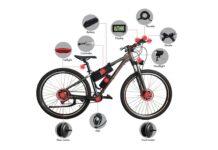 Detenido por circular en bicicleta eléctrica con acelerador sin la documentación adecuada