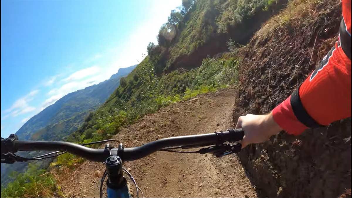 El vídeo completo del primer Flow Trail de España - Senderos del Carbón, Laviana