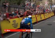 Enric Mas se lleva la Copa de España de Ciclismo Profesional 2021