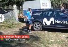 ¿Porqué abandonó Superman López La Vuelta Ciclista a España 2021?