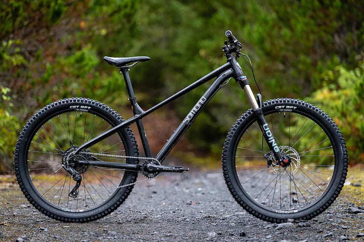 Sombrio crea sus primeras bicicletas de montaña por poco más de 600€