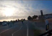Video-Un-Guardia-Civil-pone-varias-multas-a-un-ciclista-por-no-ir-por-el-carril-bici
