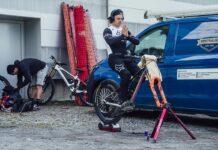 El ciclista profesional que solo utiliza bicicletas eléctricas para entrenar durante todo el inverno
