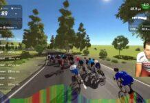 El organizador RGT Cycling dará NFTs como premios a los ganadores de las carreras ciclistas virtuales