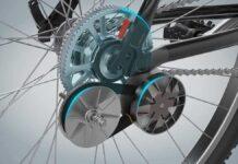 Fuera manetas, cables, cambios y piñones con la nueva transmisión automática de CVT para bicicletas