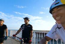 Video-Divertida-sesion-de-bike-trial-con-Tomomi-Nishikubo-y-los-mejores-ciclistas-japoneses-de-la-especialidad